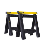 Козлы складные 2-Way Adjustable Sawhorse 71,4 x 7,4 x 76,2 Stanley 1-70-559