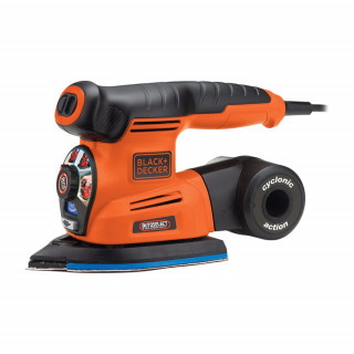 Многоцелевая УШМ Autoselect Cyclonic Black&Decker KA280K-QS